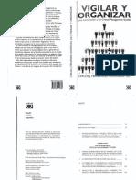 Vigilar y organizar. Una introducción a los Critical Management Studies