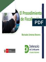 Procedimineto de Fiscalizacion