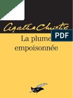 Christie, Agatha - La Plume Empoisonnee (1942)