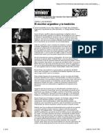 Borges - El Escritor Argentino y La Tradición
