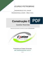 Amostra Petrobras Eng Civil Construcao Civil