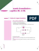 Courant Transitoires
