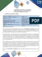 Syllabus Del Curso Estadística Compleja