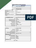 Especificaciones Tecnicas Minimas Requeridas Del Equipo de Perforacion
