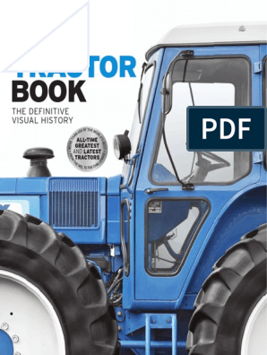 bd634fa45 DK the Tractor Book (2015) | Tractor | Agricultural Machinery