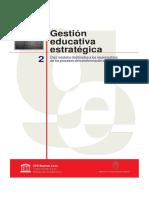 Módulo 2 Gestión Educativa Estratégica