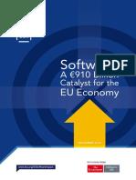 EU Economic Impact of Software Report En