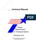 Geotechnical Manual