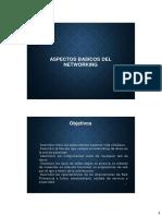 Aspectos Basicos Del Networking