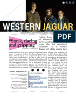 Western Jaguar Electronic Press Kit (EPK)