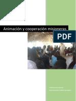 Animación y Cooperación Misioneras