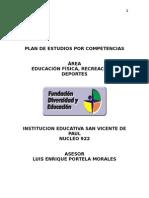 EDUCACION FISICA