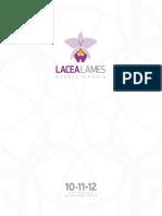 Book Lacea Lames 2016