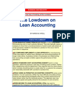 Lean Accounting VG