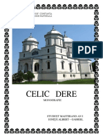 manastirea celic