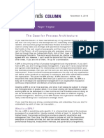 11 04 2014 COL Practical Process the Case for BPA Tregear