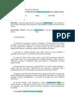 PRINCÍPIOS CONSTITUCIONAIS PENAIS