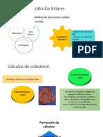 Patologia de Vesicula Biliar y Vias Biliares