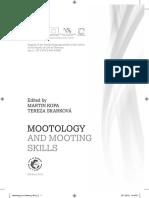 Mootology and Mooting Skills