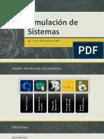 Presentacion Simulación de Sistemas