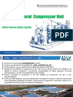 Gas Compressor Spanish LT