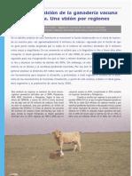 La Recomposicion de La Ganaderia Vacuna Argentina