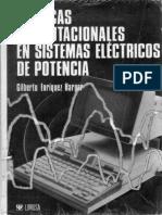 Tecnicas Computacionales en Sistemas Electricos de Potencia - Gilberto Enriquez Harper.pdf