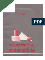Experiências Matemática 5a Série EF