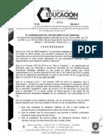 Decreto 0076 2017 Sedes Ubicadas en Zona Rural Dificil Acceso