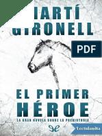 El primer heroe - Marti Gironell.pdf