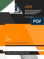 JDR Ppt Final