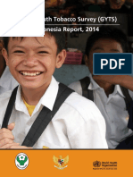 Global Youth Tobacco Report 2014