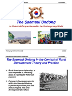 The Saemaul Undong 1398821176131862