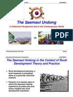 The Saemaul Undong 1398821176131862