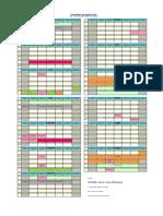 Berkeley Law Academic Calendar.Unikl Miat Academic Calendar 2018 Academic Term Public Services