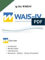 Wais Overview