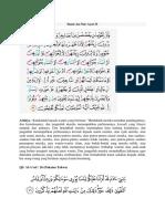 Agama (Berbusana Sesuai Syariat Islam)