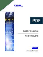 CoLOS Create Professional RevA-Spanish