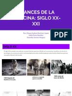 Avances de La Medicina- Siglo Xx-xxi