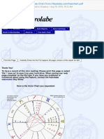 Astrolabe Free Chart From Httpalabe.comfreechart