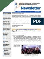 Newsletter DAAD Jakarta Jan 2016