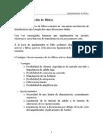 implementacion filtros