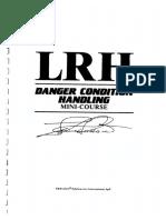 Danger Condition Handling Course