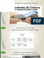 NTCs proyect