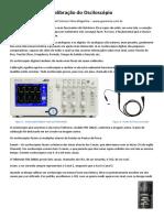 Calibração Do Osciloscópio