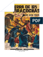 1963 - Juan José Vega - La Guerra de Los Viracochas