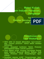 Pengantar Sistem Industri Pertanian.ppt