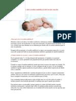 El Cuidado Del Cordón Umbilical Del Recién Nacido