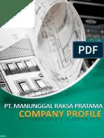 Company Profile Pt. Manunggal Raksa Pratama
