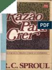 A Razao para Crer - R. C. Sproul.pdf